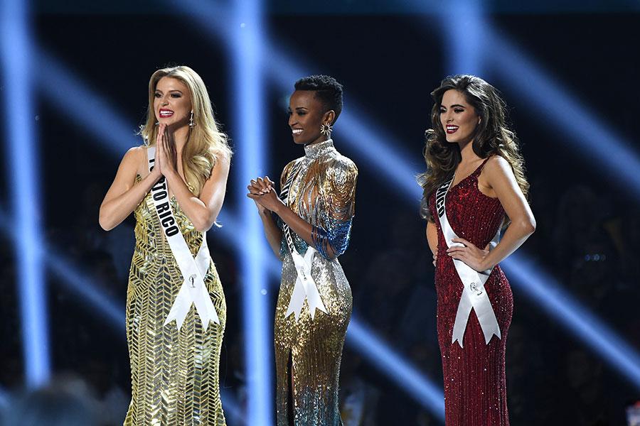 Finalistas de Miss Universo 2019