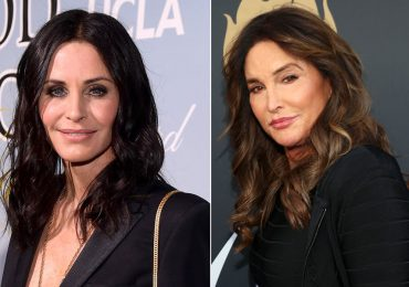 Courteney Cox y Caitlyn Jenner