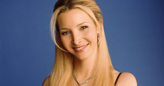 Lisa Kudrow en Friends