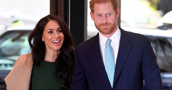 Meghan y Harry planeaban ser royals itinerantes internacionales