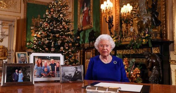 Discurso navideño de la reina Isabel
