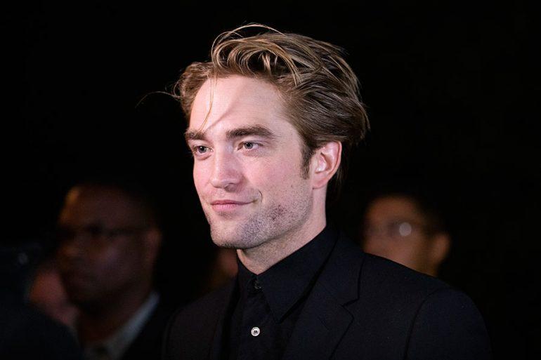 Robert Pattinson no hace ejercicio para su papel de Batman