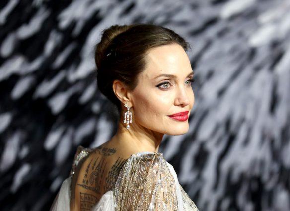 Angelina Jolie trabaja para 'concienciar' a las mujeres sobre su potencial