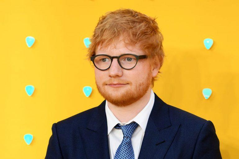 ¡Ed Sheeran se convierte en papá de una hermosa niña!
