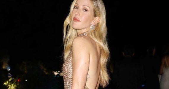 Ellie Goulding señala que no encuentra quien la vista por su cuerpo atlético