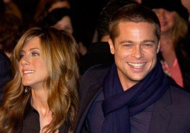 Lo que muchos esperaban... ¡Brad Pitt y Jennifer Aniston juntos de nuevo!