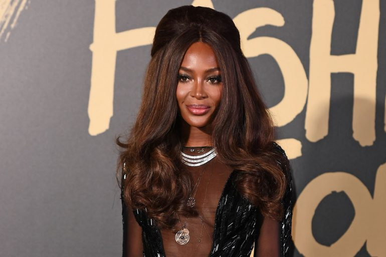 Lo que Naomi Campbell no se atreve hacer ella sola en pro de su ...