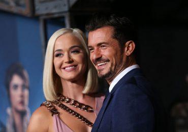 Katy Perry agradece la experiencia de Orlando Bloom en la paternidad