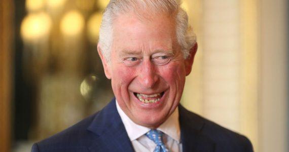 príncipe Carlos aislamiento coronavirus