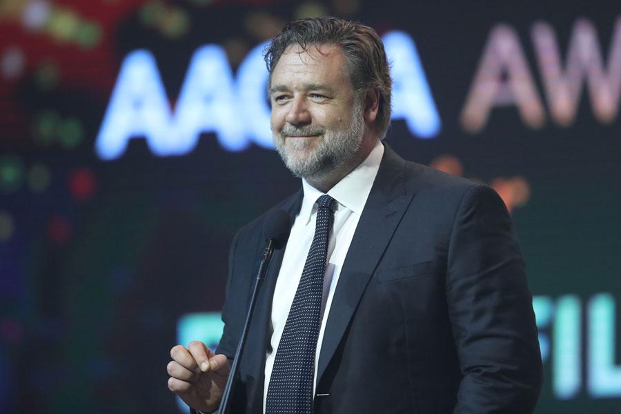 Russell Crowe 2019