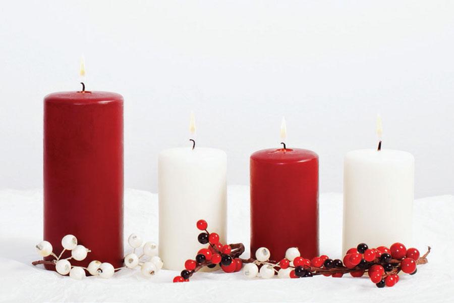Tips de abundancia, velas