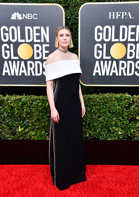 Looks Golden Globes