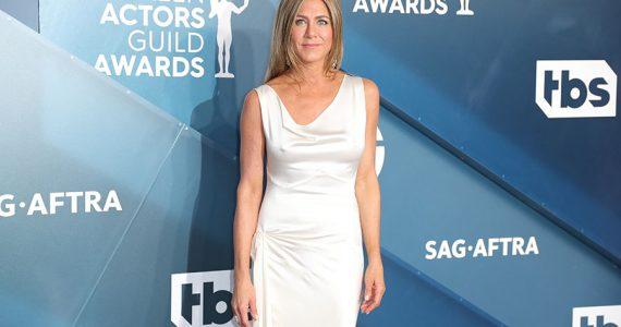 Jennifer Aniston en los SAG 2020