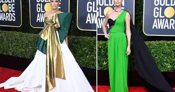 Looks Golden Globes