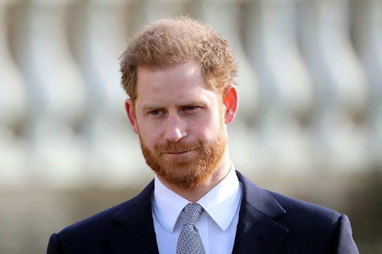 El príncipe Harry quiere 'rediseñar' la cultura de las redes sociales