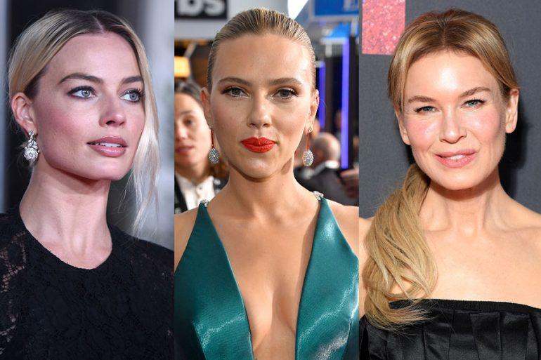 Rutinas de belleza de las nominadas al Oscar
