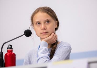 Greta Thunberg Nobel de la Paz