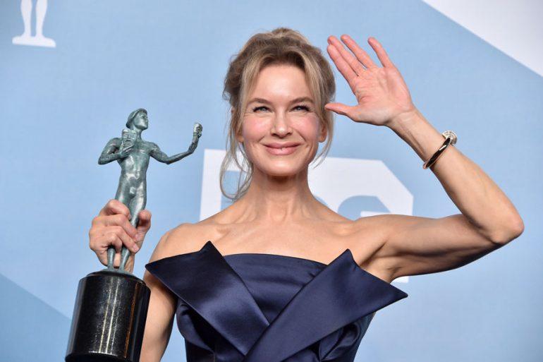 ¿Te gustaría hacer las mejores apuestas de los Oscars 2020? .- Renee Zellweger