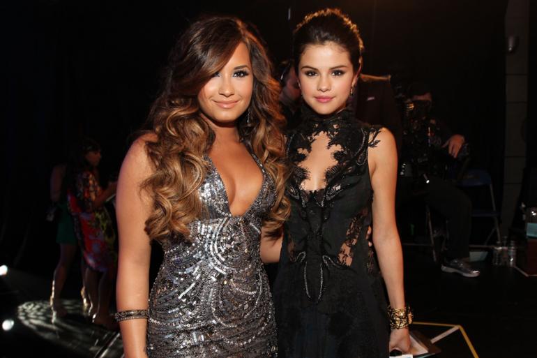 Demi Lovato confiesa que Selena Gomez ya no es su amiga