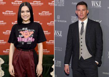 Jessie J y Channing Tatum