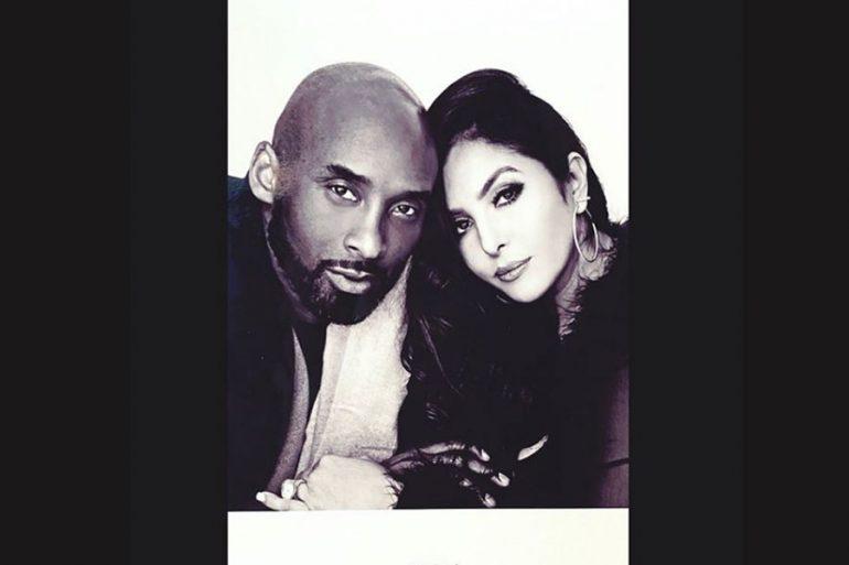 Kobe y Vanessa Bryant: publica foto en Instagram