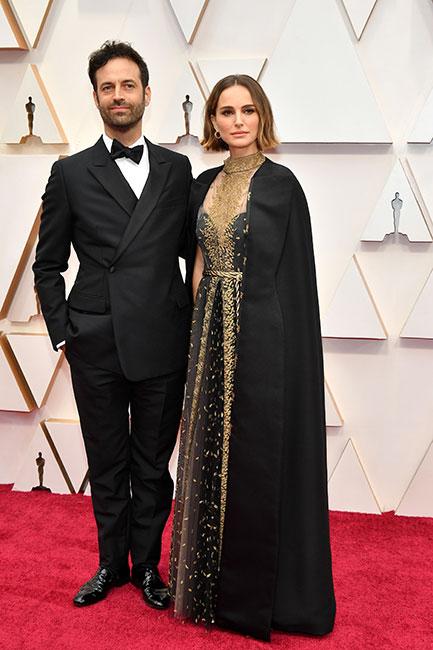 Natalie Portman en el Oscar