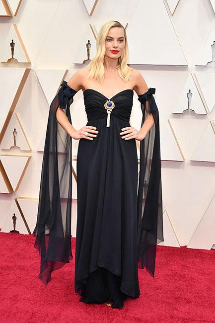 Margot Robbie en el Oscar