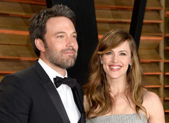 Ben Affleck y Jennifer Garner