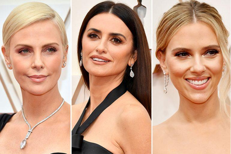 Estilos de belleza en el Oscar