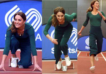 Kate Middleton en SportsAid