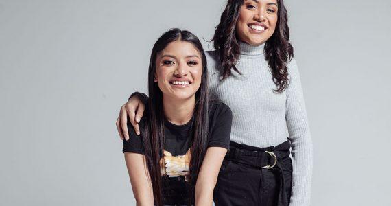 Saria: Verónica Zúñiga y Gabriela Ramírez.