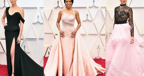 Rosa y negro, tendencias en el Oscar