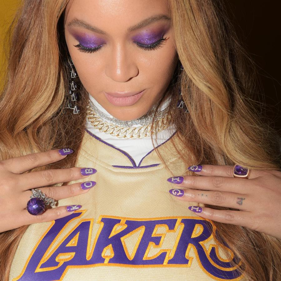 Beyonce Kobe Bryant