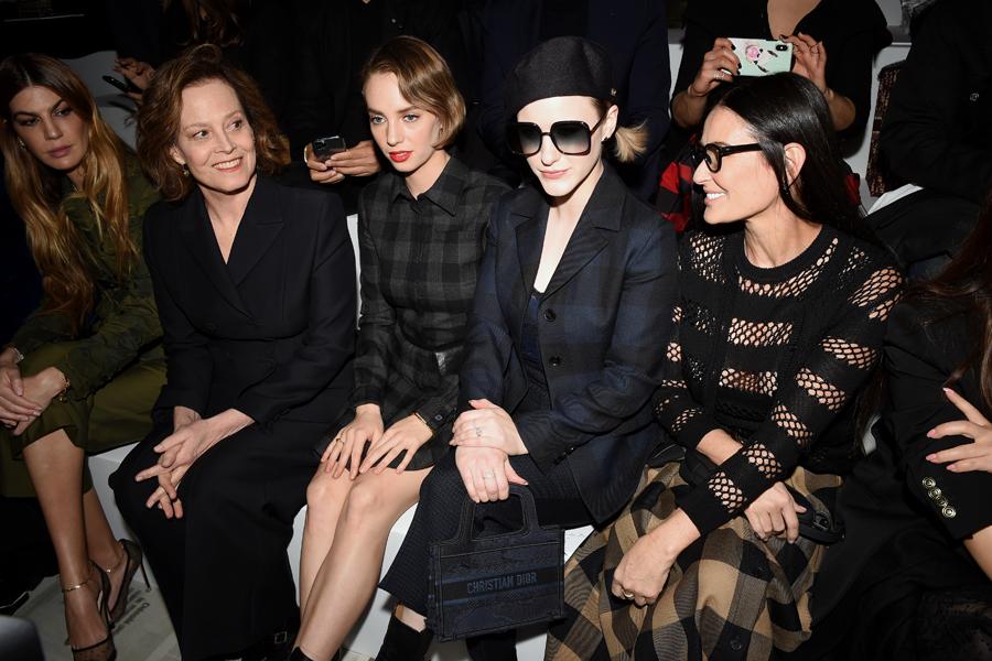 Dior moda París