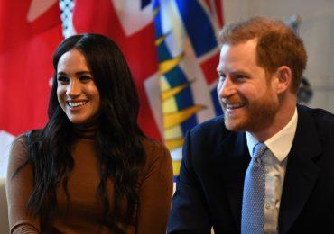 Awwww… Revelan el emotivo nombre de la perrita de los duques de Sussex