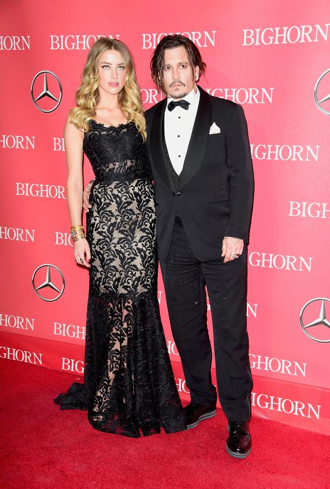 Jhonny Depp Amber Heard