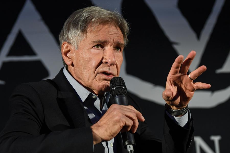 Harrison Ford México