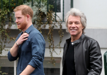 Harry y Bon jovi