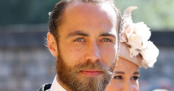 James Middleton se quita la barba