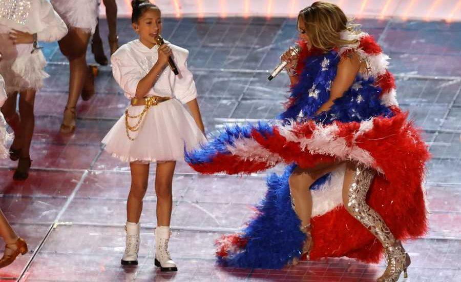 J.Lo y Shakira Super Bowl