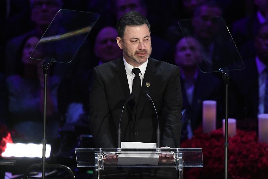 Jimmy Kimmel memorial