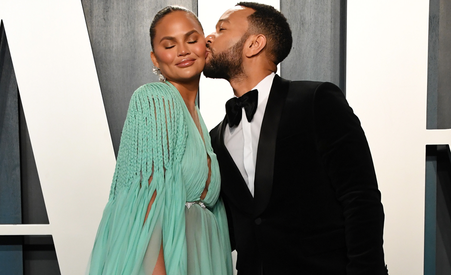 John Legend y Chrissy Teigen