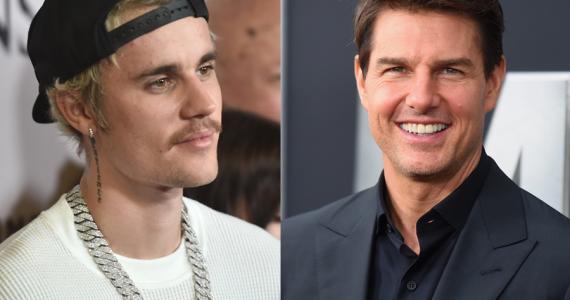 Justin Bieber Tom Cruise pelea