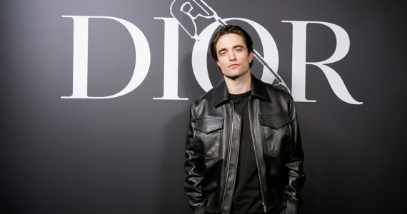 Robert Pattinson atractivo