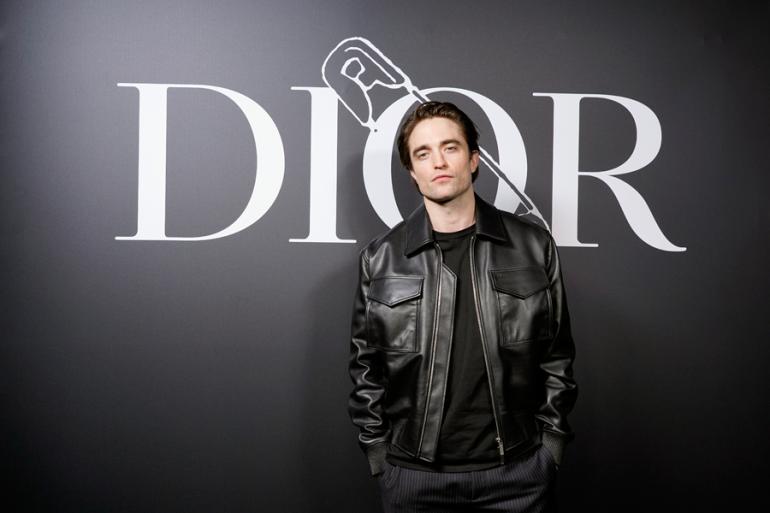 Robert Pattinson atractivo