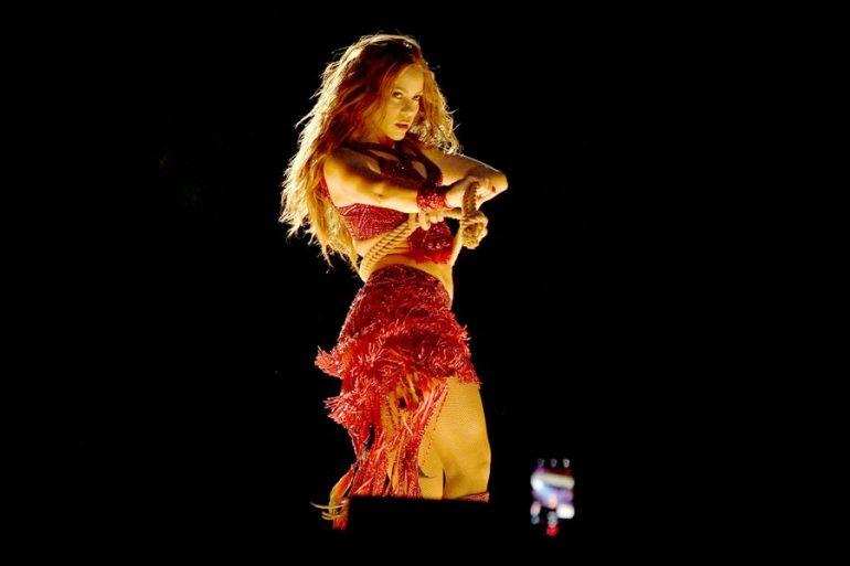 Shakira Super Bowl