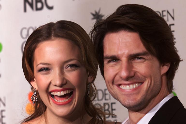Kate Hudson Tom Cruise