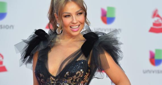 ¡Sexy! Así celebró Thalía su 49 cumpleaños