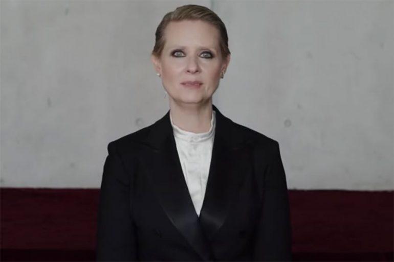 Video feminista de Cynthia Nixon