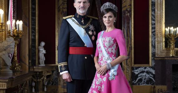 España familia real